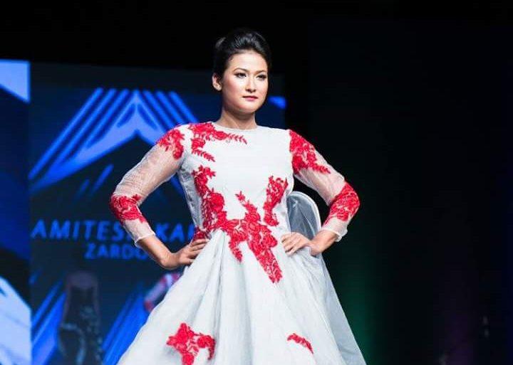 Fashion Designer Amitesh Karn